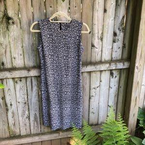 J. McLaughlin beautiful sleeveless sheath dress XS